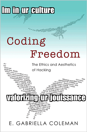 Coding Freedom cover